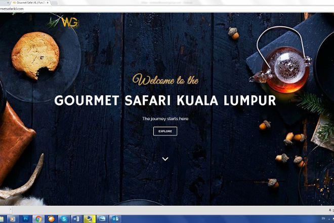 Gourmet Safari KL, Kuala Lumpur, Malaysia