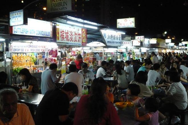 Gurney Drive, Penang, Malaysia