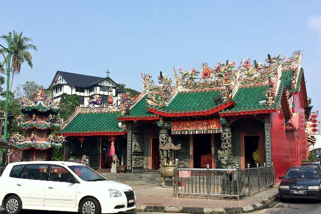 Hong San Si Temple, Kuching, Malaysia