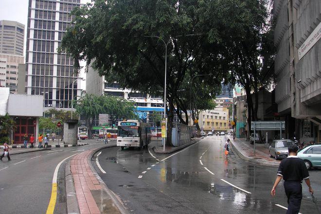 Jalan Ampang, Kuala Lumpur, Malaysia
