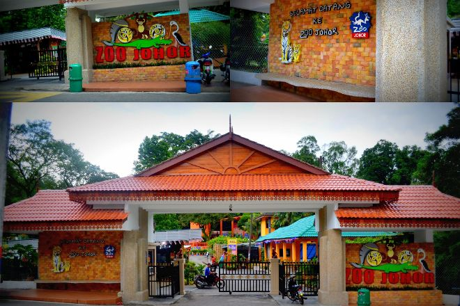 Johor Zoo, Johor Bahru, Malaysia