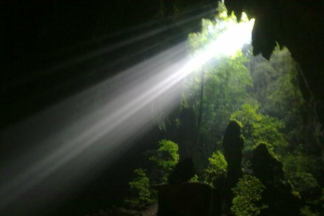 Kota Gelanggi Caves, Jerantut, Malaysia
