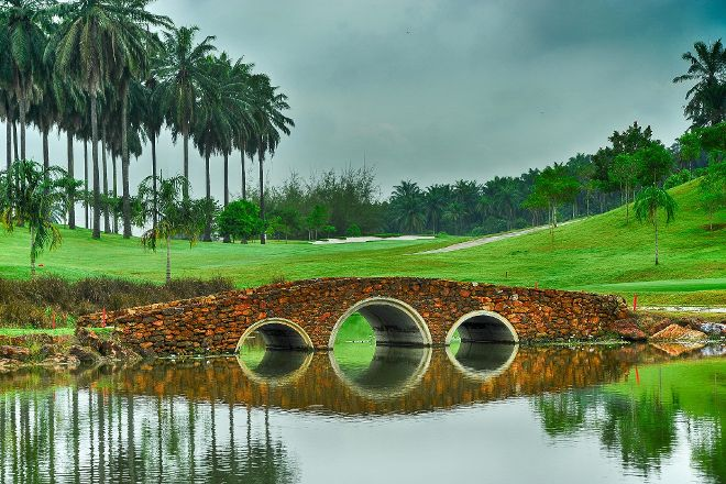Kota Seriemas Golf & Country Club, Nilai, Malaysia