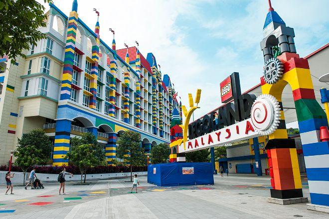 Legoland Malaysia, Johor Bahru, Malaysia