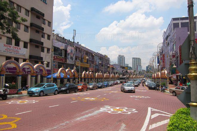 Little India Brickfields, Kuala Lumpur, Malaysia