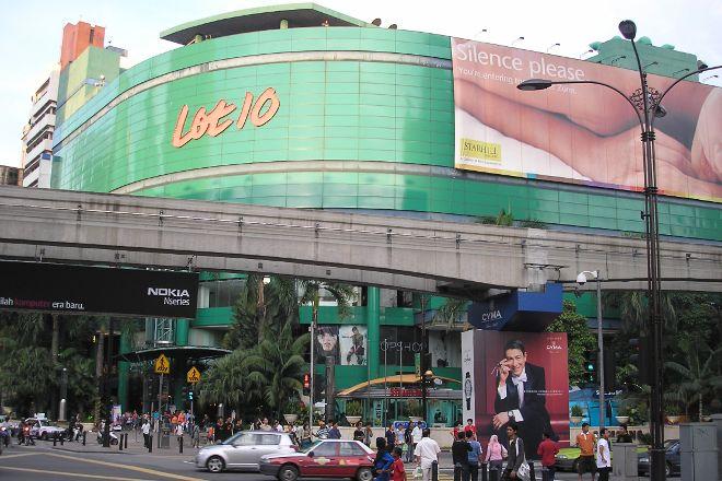 Lot 10 Shopping Centre, Kuala Lumpur, Malaysia