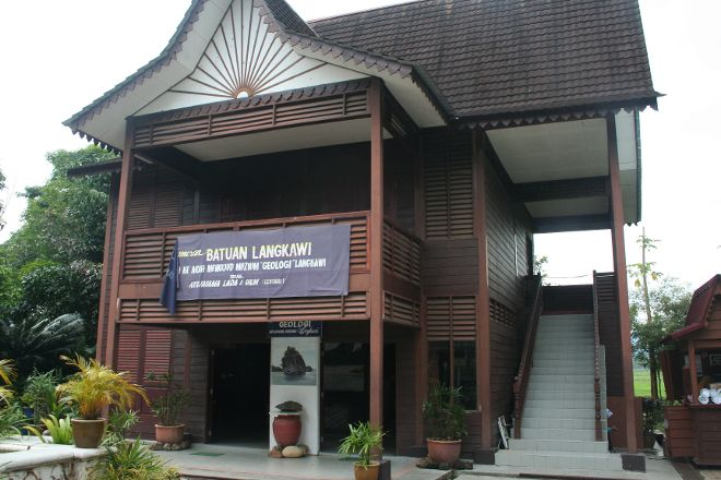 Mahsuri's Tomb, Langkawi, Malaysia