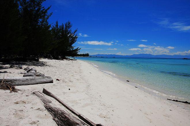 Mantanani Island, Kota Kinabalu, Malaysia