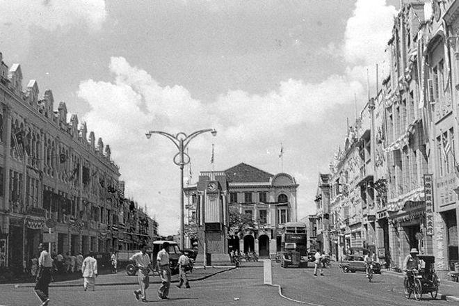 Medan Pasar, Kuala Lumpur, Malaysia