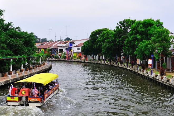 Melaka River Cruise, Melaka, Malaysia