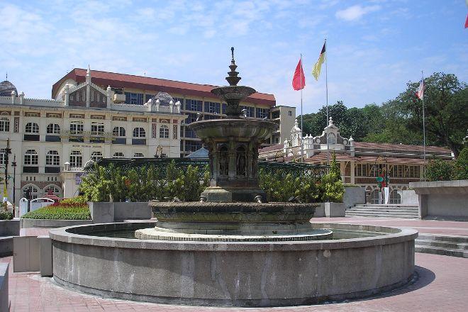 Merdeka Square, Kuala Lumpur, Malaysia