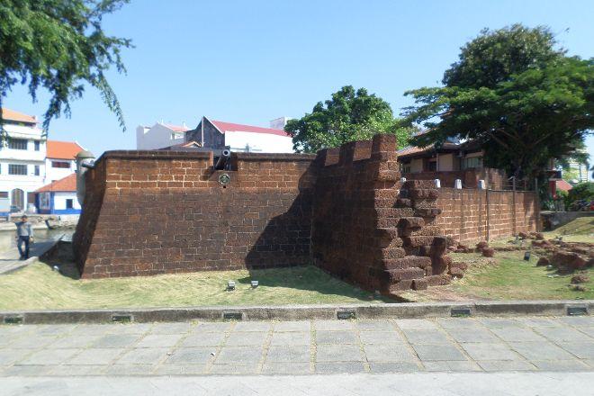 Middleburg Bastion, Melaka, Malaysia