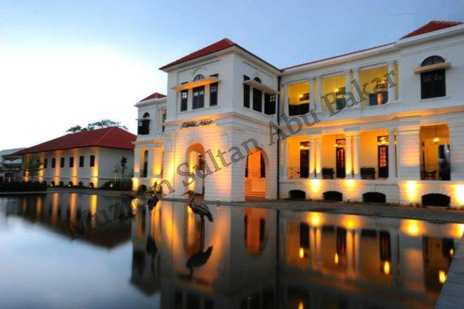 Sultan Abu Bakar Museum, Pekan, Malaysia