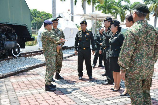 Muzium Tentera Darat, Port Dickson, Malaysia