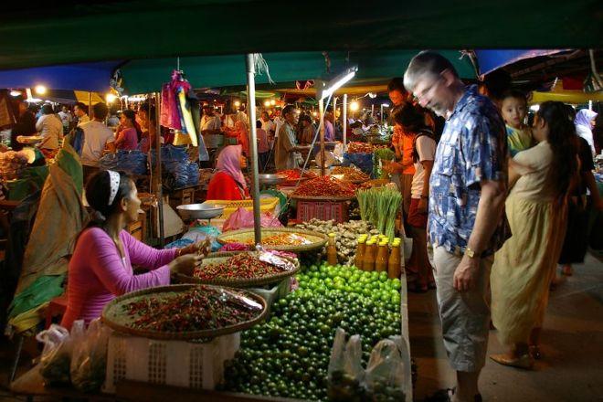 Night Market, Kota Kinabalu, Kota Kinabalu, Malaysia
