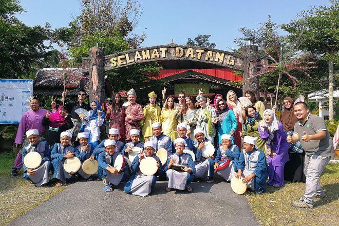 OH! My Kampung Experience Tour, Kuala Lumpur, Malaysia