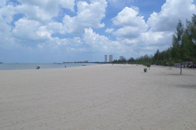 Pantai Klebang, Melaka, Malaysia