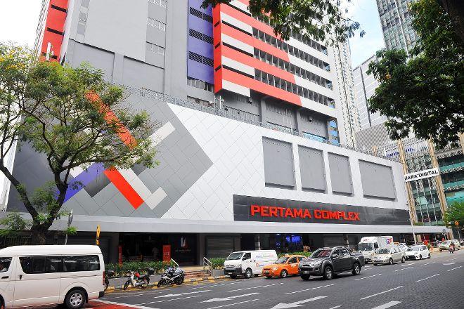 Pertama Complex, Kuala Lumpur, Malaysia