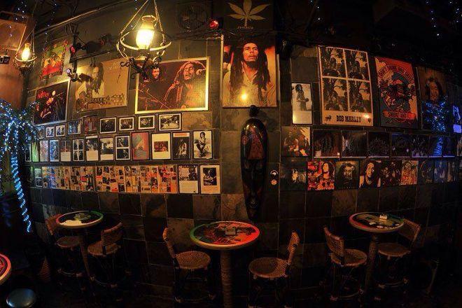 Reggae Bar, Kuala Lumpur, Malaysia
