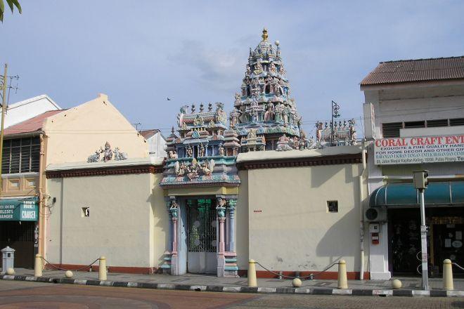 Sri Mariamman Temple, George Town, Malaysia