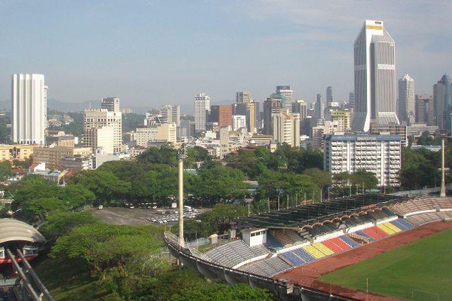 Stadium Merdeka, Kuala Lumpur, Malaysia
