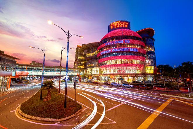 Sunway Velocity Mall, Kuala Lumpur, Malaysia