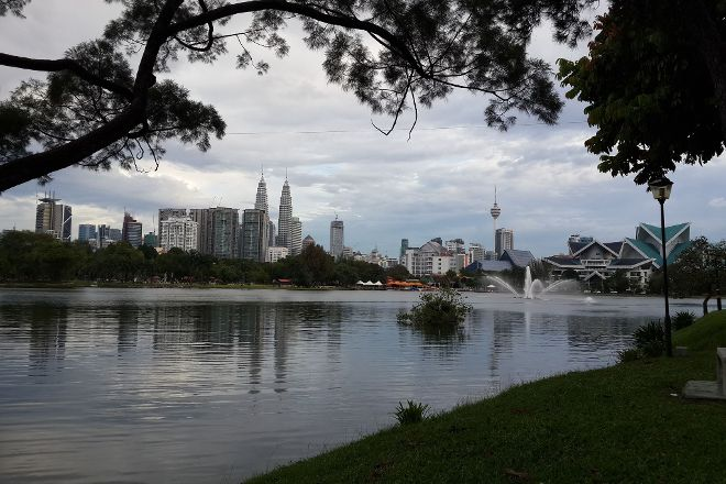 Taman Tasik Titiwangsa, Kuala Lumpur, Malaysia