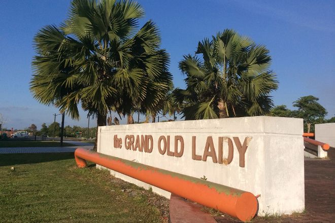 The Grand Old Lady, Miri, Malaysia
