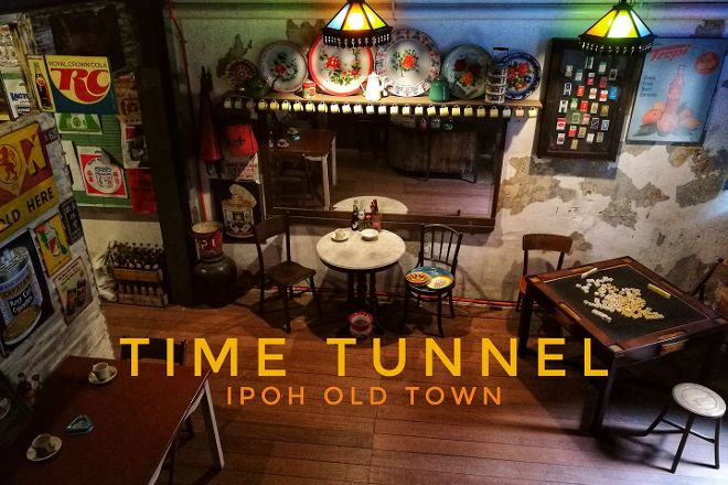 Time Tunnel Museum, Ipoh Old Town, Ipoh, Malaysia