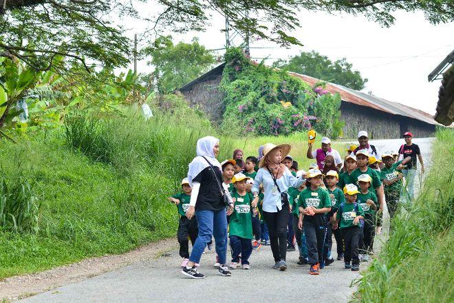 Zenxin Organic Park, Kluang, Malaysia