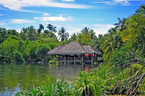 Bandaara Kilhi, Fuvahmulah, Maldives