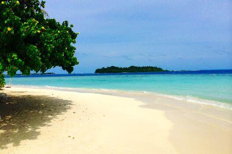 Biyadoo Island, South Male Atoll, Maldives