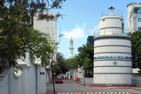 Hukuru Miskiiy (Old Friday Mosque), Male, Maldives