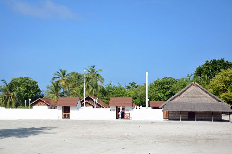 Utheemu Ganduvaru, Hithadhoo Island, Maldives