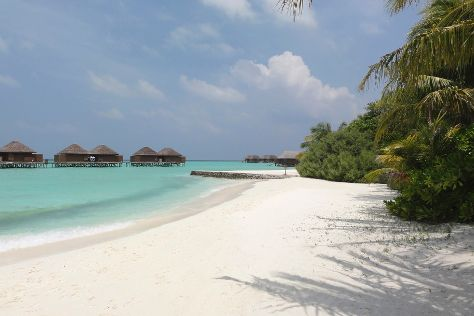 Veligandu Island Beach, Veligandu, Maldives