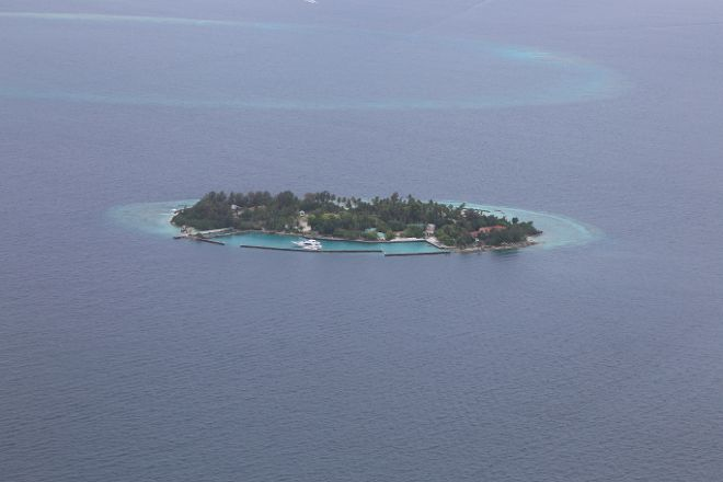 Aarah Islands, Vaavu Atoll, Maldives
