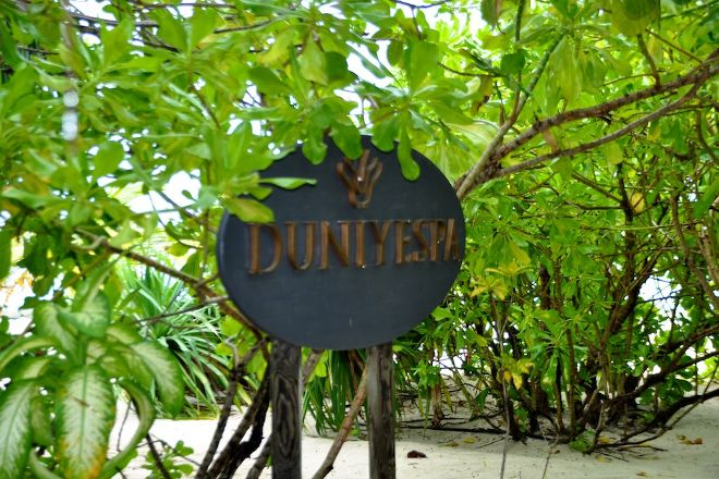 Duniye Spa, Male, Maldives