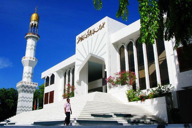 Grand Friday Mosque, Male, Maldives