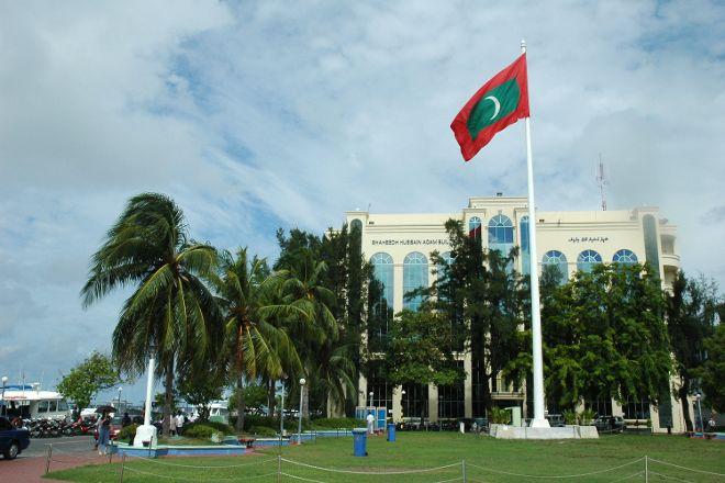 Jumhooree Maidhaan, Male, Maldives
