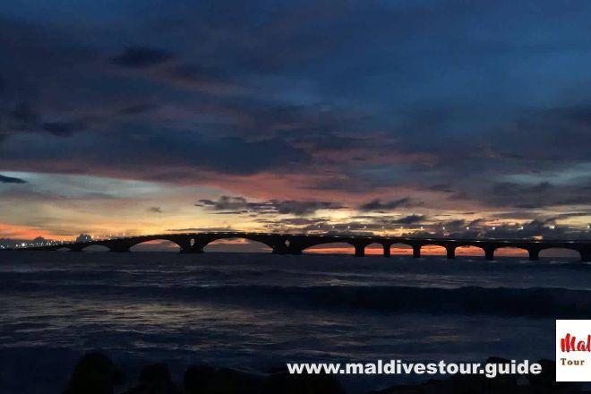 Maldives Tour Guide, Male, Maldives