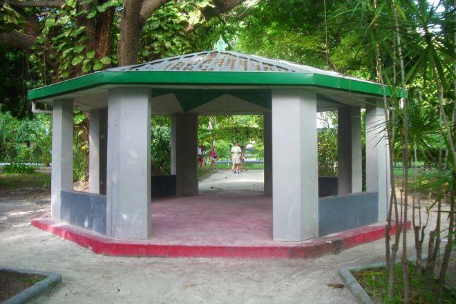 Sultan Park, Male, Maldives