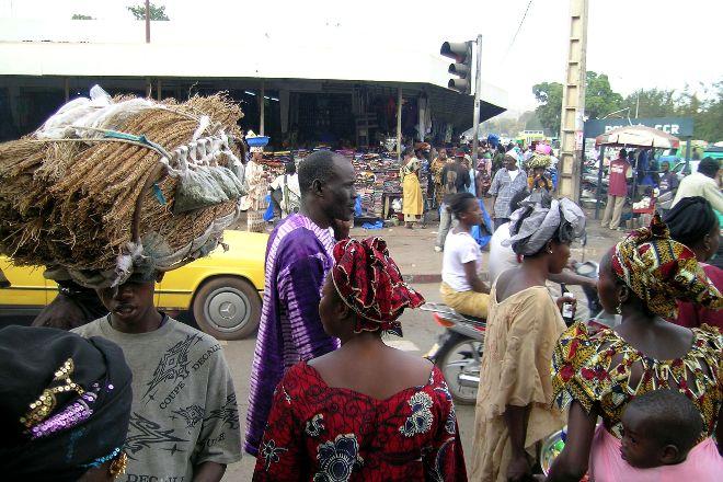 Bamako City Centre Market, Bamako, Mali
