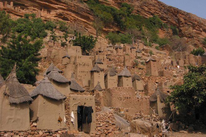 Bandiagara Cliffs (Dogon Country), Mopti, Mali