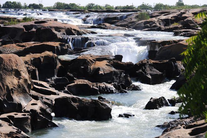 Chutes de Felou, Kayes, Mali