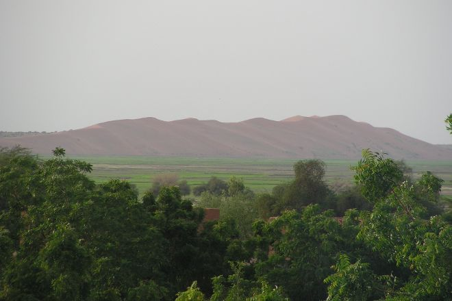 La Dune Rose, Gao, Mali