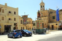 Church of the Nativity of Our Lady (Savina), Victoria, Malta