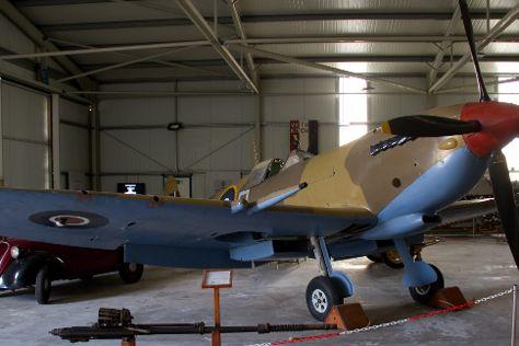 Malta Aviation Museum, Ta' Qali, Malta