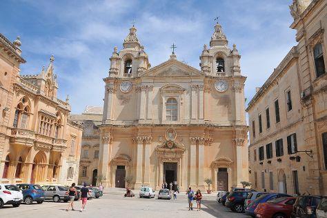 Metropolitan Cathedral of Saint Paul, Mdina, Malta