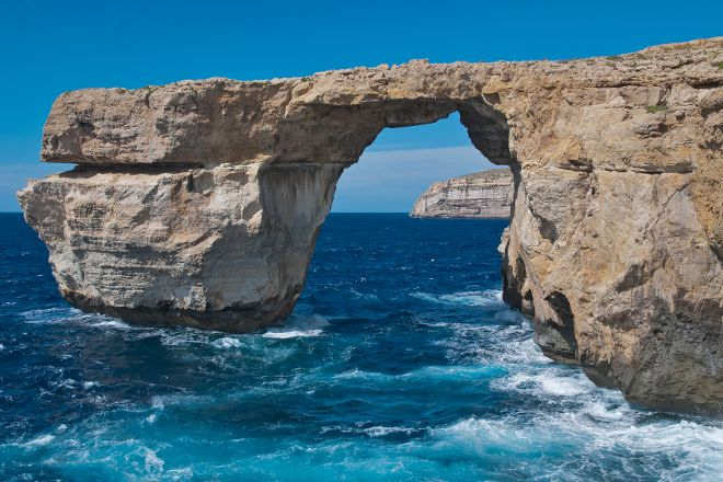 Azure Window, Island of Gozo, Malta