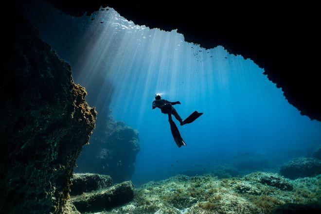 Deep Med Freediving, Sliema, Malta